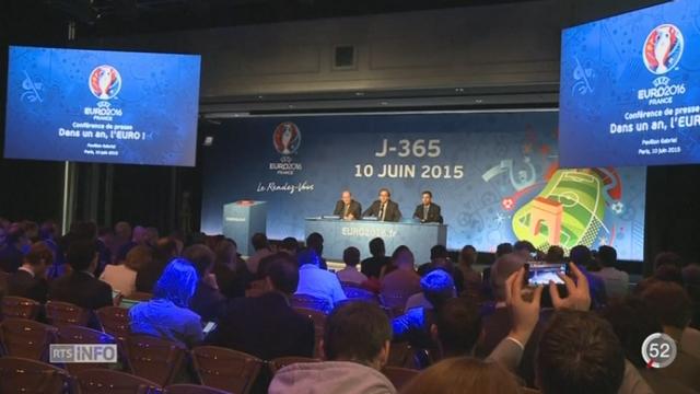Michel Platini se retire de la course à la présidence de la FIFA [RTS]