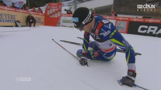 Tour de ski - 10km messieurs : Maurice MANIFICAT [RTS]
