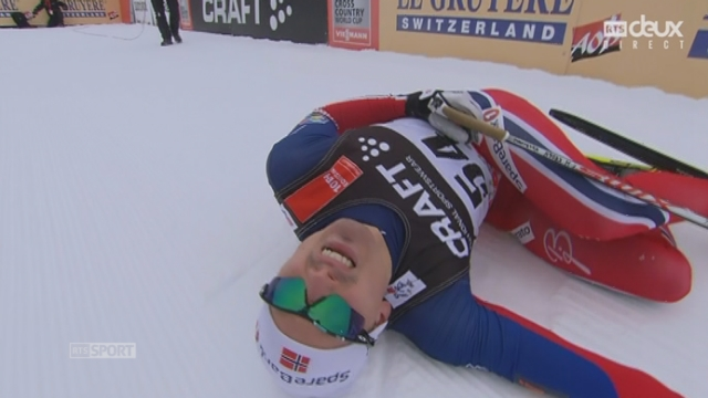 Tour de ski - 10km messieurs : Finn Haagen KROGH [RTS]