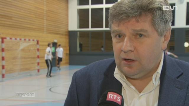 Handball: la pratique de ce sport en Suisse romande passe presque inaperçue [RTS]