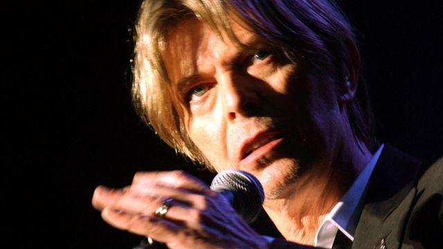David Bowie. [Heiko Junge - EPA/Keystone]