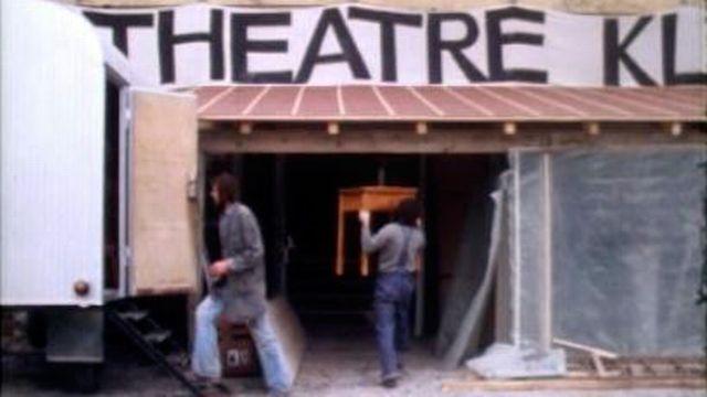 Le Théâtre Kléber-Méleau est fondé à Renens en 1979. [RTS]