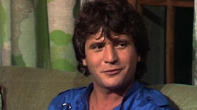 Daniel Balavoine en 1982. [RTS]