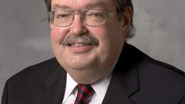 Hans Björn Püttgen, directeur de l'Energy Center de l'EPFL et membre de la commission fédérale de l'énergie. [mediatheque.epfl.ch]