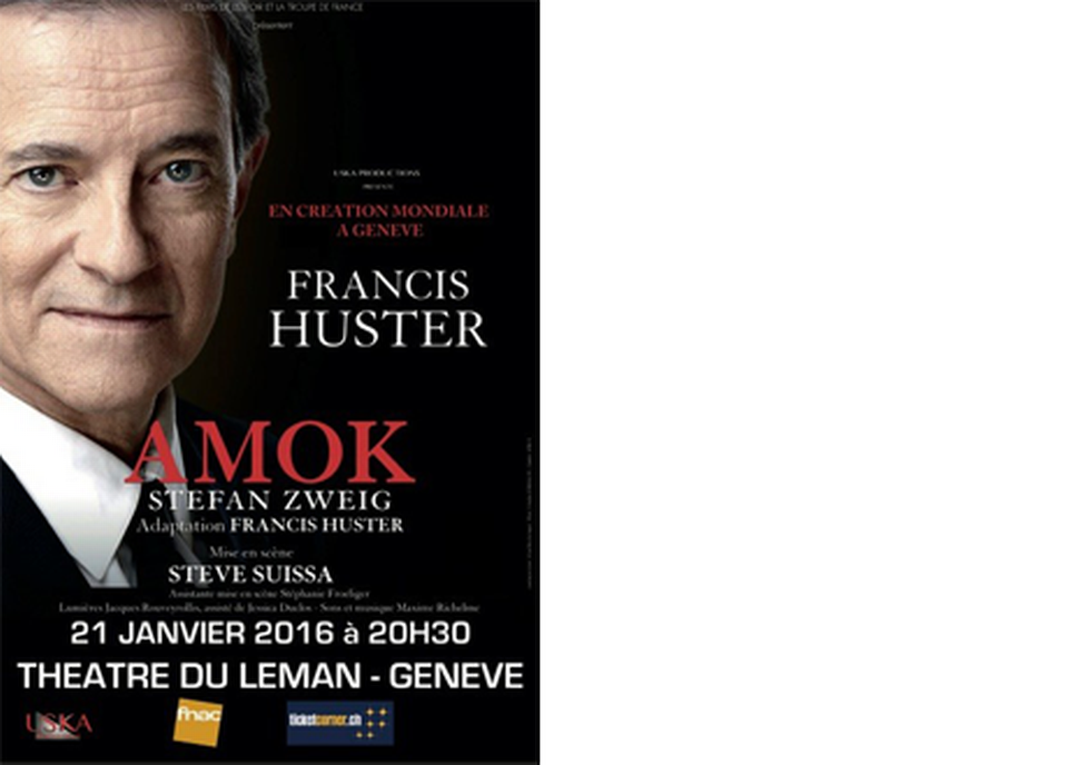 Francis Huster dans Amonk [Uska production]