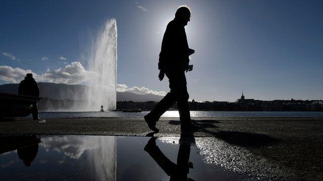 Le canton de Genève a accueilli 30 nouvelles entreprises en 2013. [Martial Trezzini - Keystone]