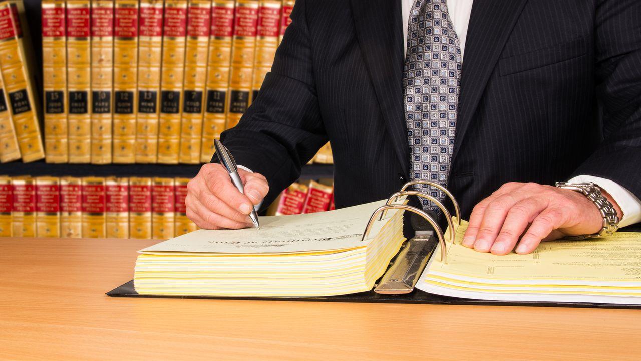 Des députés fribourgeois jugent obsolète le système du numerus clausus pour le notariat. [Jerry Sliwowski - fotolia]