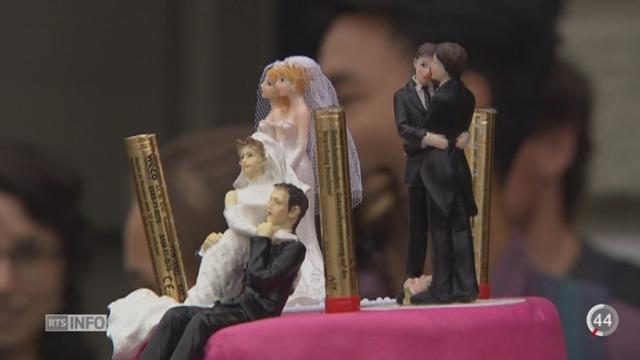 Le PDC estime que les couples mariés ne doivent pas payer plus que les concubins [RTS]