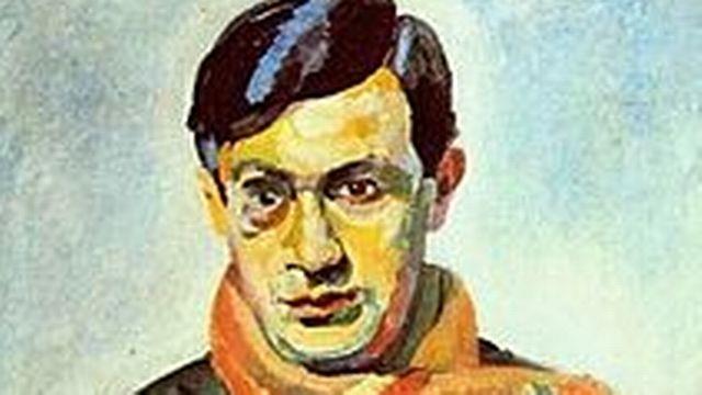 Tristan Tzara par Robert Delauny (1923) [Wikimedia Commons: Domaine public]