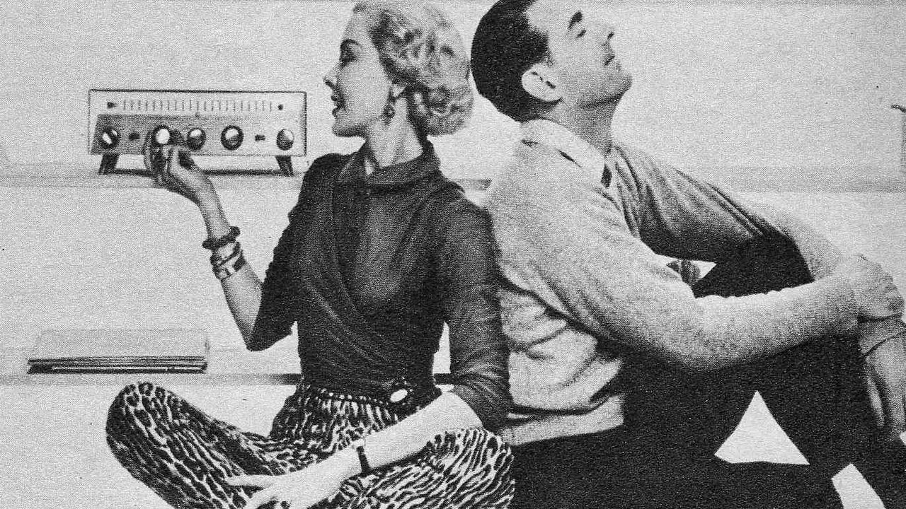La haute-fidélité dans les années 1950. [DR]