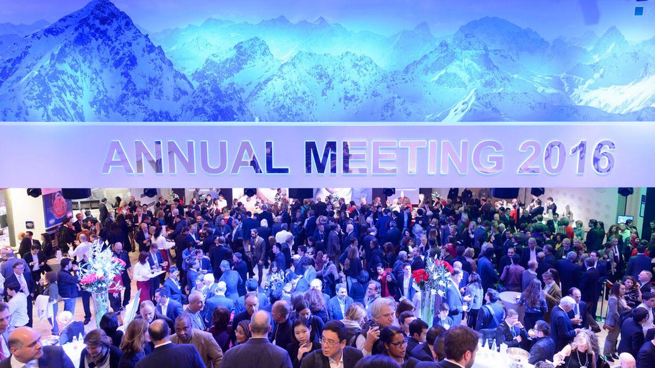 Le WEF estime qu'il a joué un rôle dans la réussite de la COP 21. [Laurent Gillieron - Keystone]