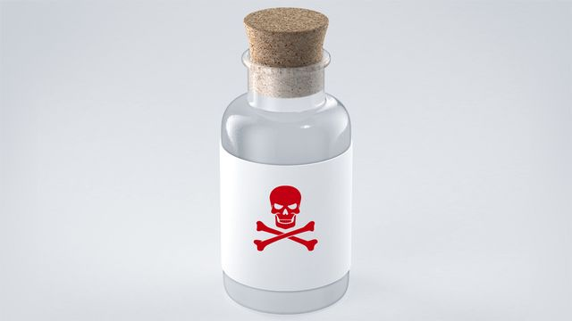 Assassinats politiques: le retour du poison? [Fotolia]