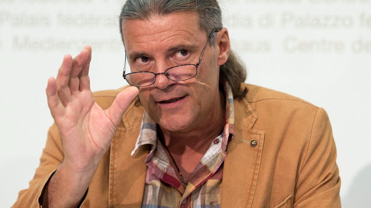 Oskar Freysinger. [Peter Schneider - Keystone]