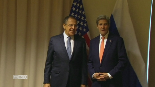 Rencontre kerry lavrov