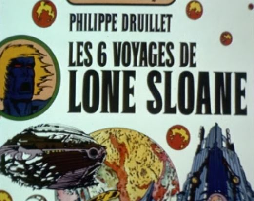 L'univers de science fiction de Philippe Druillet.