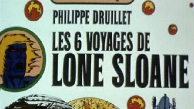 L'univers de science fiction de Philippe Druillet. [RTS]