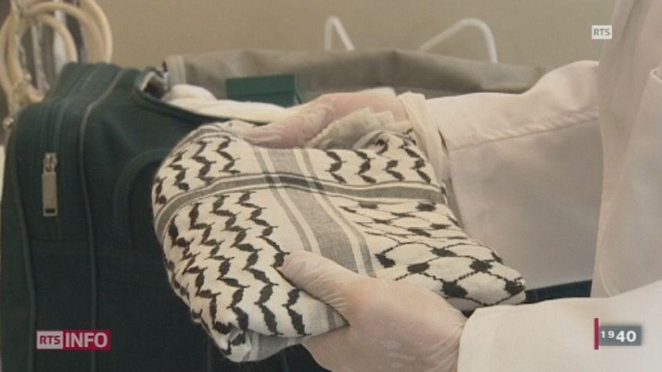 Arafat empoisonné? [RTS]