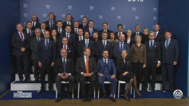 Les ministres de l'intérieur de l'Union européenne souhaitent poursuivre les contrôles des frontières [RTS]