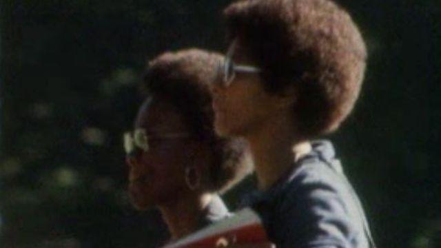 Etudiantes sur un campus de Caroline du Nord [RTS]
