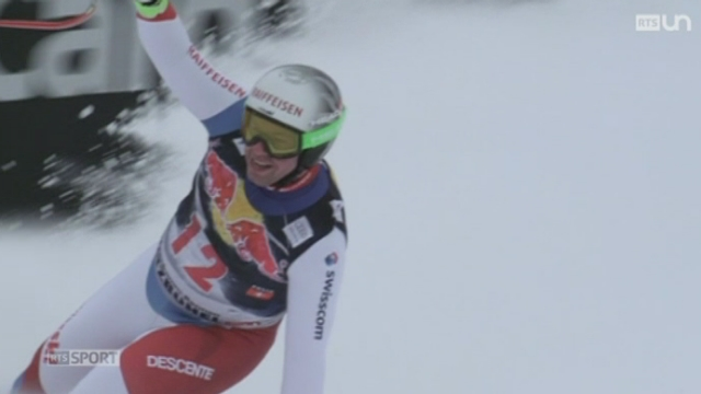 Ski: la descente de Kitzbühel a une nouvelle fois marqué les esprits [RTS]