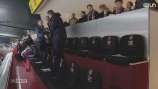 Hockey: les places VIP et les loges se multiplient pour financer les clubs [RTS]