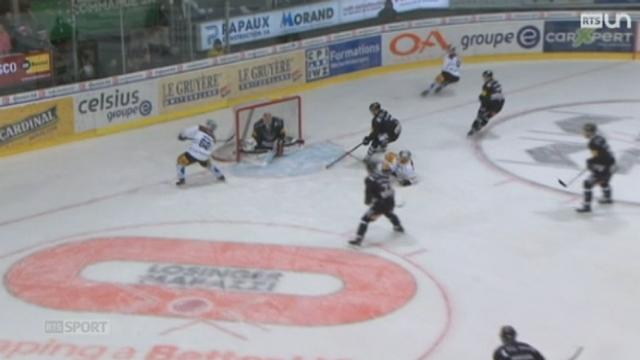 Hockey - LNA: le résumé de la 42e journée pour les clubs romands [RTS]