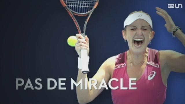 Tennis - Open d'Australie: trois éléments a retenir du tournoi [RTS]