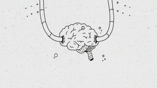 Le cerveau dans une cuve [RTS]
