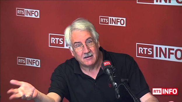 L'invité de la rédaction - Laurent Tissot, professeur d'histoire et spécialiste des transports