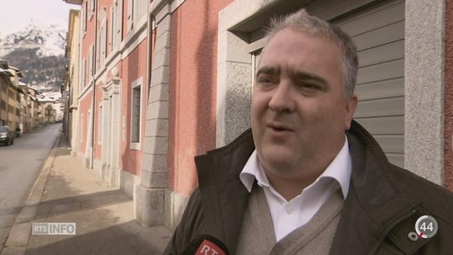Votations - Gothard: le Tessin craint de se retrouver complètement isolé [RTS]