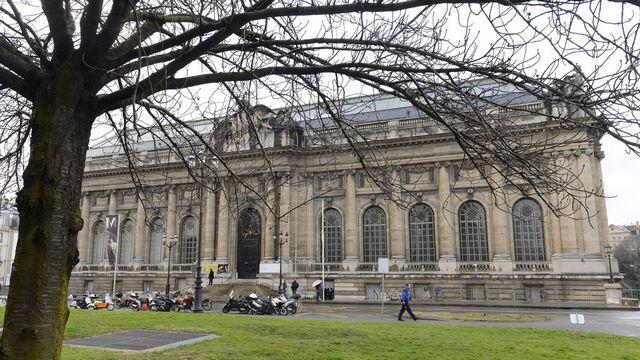 Le Musée d'Art et d'Histoire de Genève (MAH). [Martial Trezzini - Keystone]