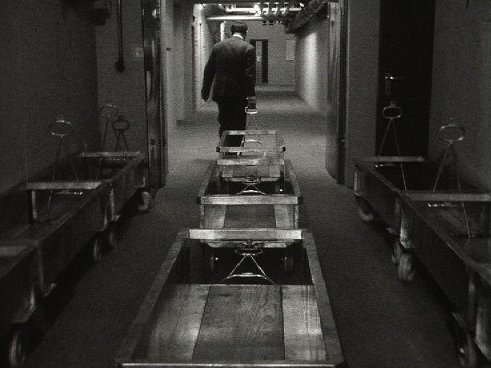 Les cuisines souterraines de Zurich, 1969. [RTS]