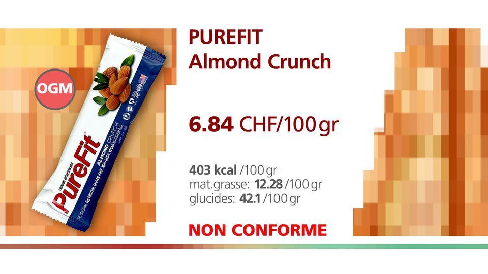 PureFit Almond Crunch. [RTS]