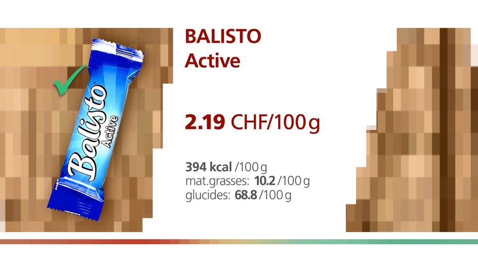 Balisto Active.