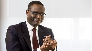 Tidjane Thiam, CEO de Credit Suisse.