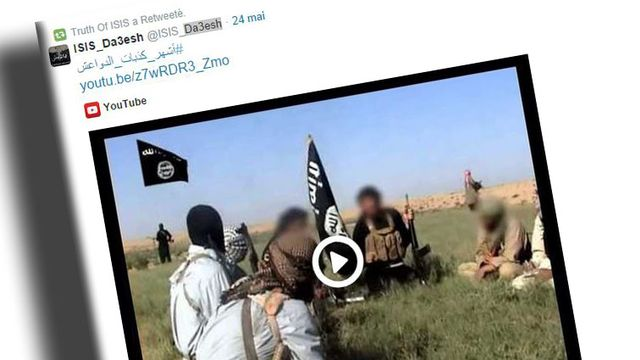 Twitter tente d'empêcher la diffusion de propagande djihadiste sur son réseau. [Twitter]