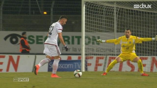 Football - Super League (19ème j.): FC Lugano – FC Vaduz (2 - 5) + résultats et classement [RTS]