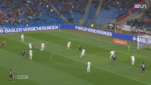 Football - Super League (19ème j.): FC Bâle – FC Lucerne (3 - 0) [RTS]