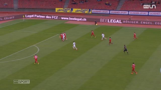 Football - Super League (19ème j.): FC Zurich – FC Sion (0 – 1) [RTS]
