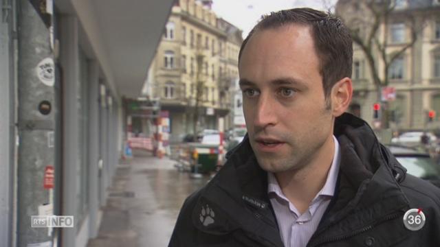 Christian Wasserfallen renonce à postuler pour le poste de président du PLR [RTS]