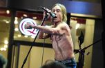 Iggy Pop. [Frederic Brown - AFP]