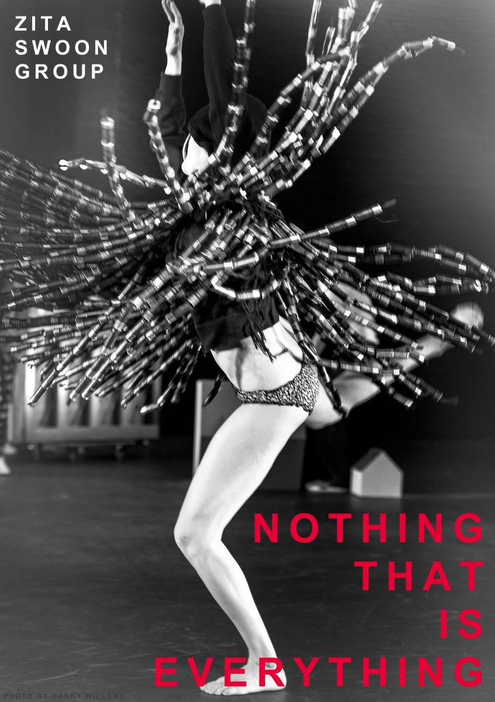 "Affiche du spectacle ""Nothing that is everything"" de Zita Swoon Group."