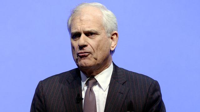 Tom de Swaan, patron ad interim de Zurich Insurance. [Walter Bieri - Keystone]