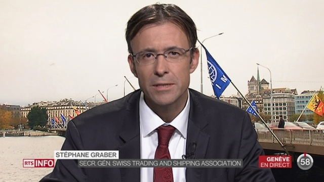 Stéphane Graber. [RTS]