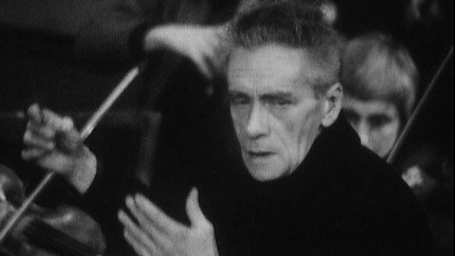 """Victor Desarzens: """"Conduire un orchestre sans jamais l'asservir"""". [RTS]"""