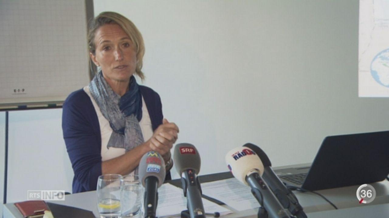 Un groupe de parlementaires suisses revient d'un voyage controversé en Erythrée [RTS]