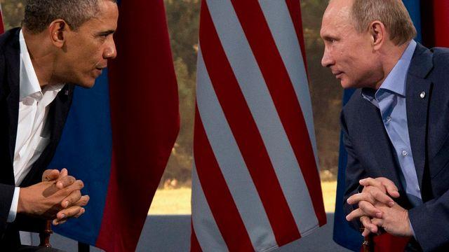 La tension est montée d'un cran mercredi entre Moscou et Washington. [Evan Vucci - AP Photo - Keystone]