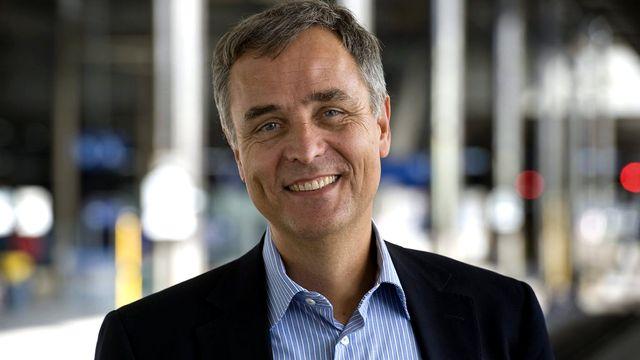 Guy Morin, président de Bâle-Ville. [Georgios Kefalas - Keystone]