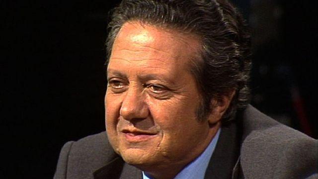 Mario Soares en 1975. [RTS]