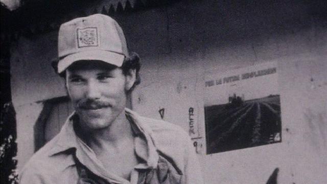 Maurice Demierre, coopérant au Nicaragua. [RTS]